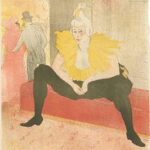 Museum Oskar Reinhart - Couleurs de Paris - Clownesse von Lautrec