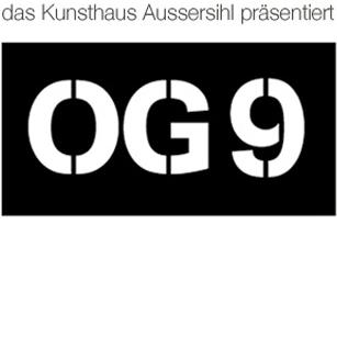 Logo OG9 - Kunsthaus Aussersihl, Zürich