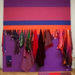 Ausstellungsansicht Vision 2014/15 - Textilmuseum St.Gallen