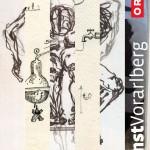 Einladungskarte Roland Adlassnigg - KunstVorarlberg