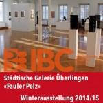 Winterausstellung IBC 2014/15, Städtische Galerie Überlingen