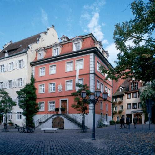Aussenansicht der Galerie Bodenseekreis, Meersburg