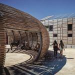 Architektur: atelierphilippemadec; Foto: Pierre-Yves Brunaud