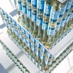 Superflex: Non - alcoholic - vodka - tower, 2006 - von Bartha Gallery