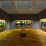Anton Henning - Ausstellungsansicht Zeppelin Museum Friedrichshafen