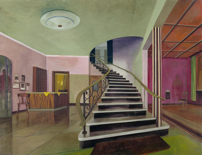 "Martin Kasper, ""Hotel 1"", 2014"
