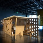 Shigeru Ban: PTH-02 Paper Tea House. Design at Large @ Design Miami / Basel