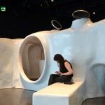 Detail, Atelier van Lieshout, Design at Large, Design Miami / Basel