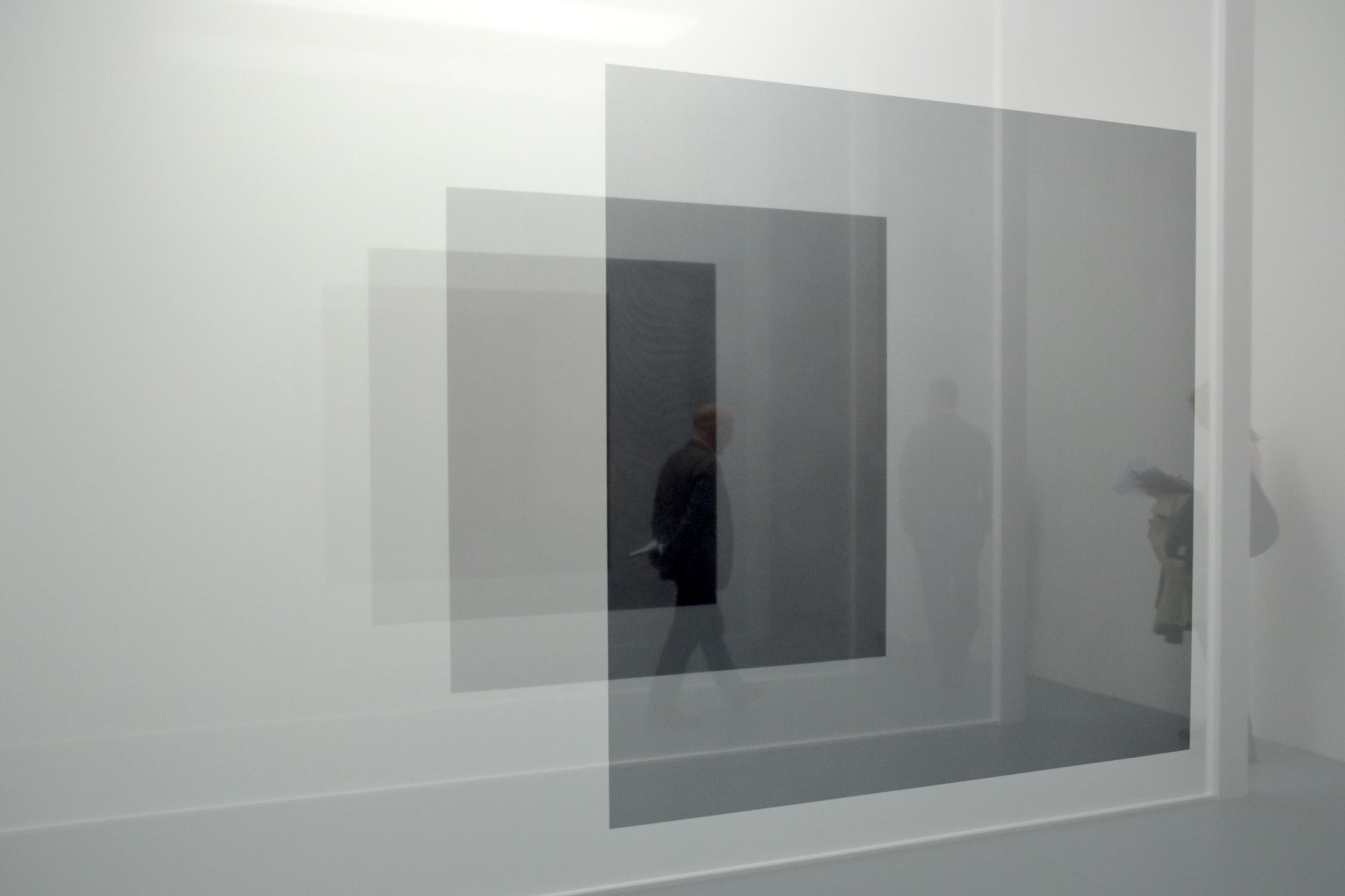 Robert Irwin, Black 3, 2008. Courtesy of Pace and White Cube. Unlimited at Art Basel 2015