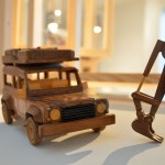 Wooden Toys by Luke, Maker Library Project @ Vitra Design Museum