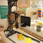 Maker Library Project, exhibition view @ Vitra Design Museum