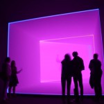 James Turrell: Cross Cut, 1998. OMR at Art Basel Unlimited 2016