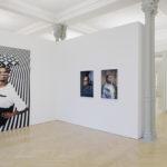 Installationsansicht der Ausstellung Georg Gatsas im Kunstmuseum St.Gallen. Foto: Sebastian Stadler