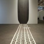 Peter Stämpfli: Royal, 1971. Installation view @ Art Basel Unlimited 2017