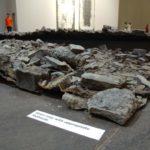 Massimo Bartolini: Due, 2013–2017. Installation view @ Art Basel Unlimited 2017