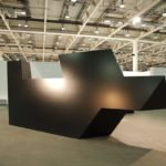 Tony Smith: Source, 1967. Installation view @ Art Basel Unlimited 2017
