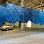 Richard Smith: Shuttle, 1975. Installation view @ Art Basel Unlimited 2017