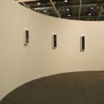 Liz Deschenes: Timelines, 2016. Installation view @ Art Basel Unlimited 2017
