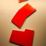Imi Knoebel: Konstellationen, 1975. Installation view @ Art Basel Unlimited 2017