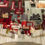 Marwan Rechmaoui: Blazon, 2015. Installation view @ Art Basel Unlimited 2017