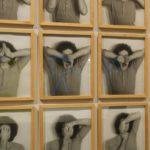 Klaus Rinke: Mutations I. Düsseldorf, Primary Demonstration: 112 Gestures of the Upper Body, 1970. Installation view @ Art Basel Unlimited 2017