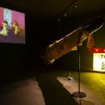Mike Kelley: Gospel Rocket, 2005. Installation view @ Art Basel Unlimited 2017