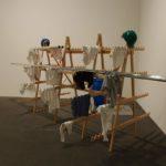 Jason Rhoades: Sutter's Mill, 2000. Installation view @ Art Basel Unlimited 2017