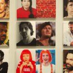 Rob Pruitt: Rob Pruitt's Official Art World / Celebrity Look-Alikes, 2016 - 2017. Detail view @ Art Basel Unlimited 2017