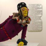 Francis Upritchard: Vivian, 2017 @ Anton Kern Gallery, Art Basel 2017