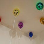 Mirror Balloons by Jeppe Hein @ König Galerie, Art Basel 2017