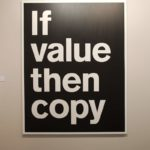 Superflex: If value then copy, 2017 @ Von Bartha, Art Basel 2017