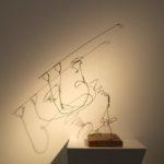 Alexander Calder: The Golfer, 1927 @ Van de Weghe, Art Basel 2017