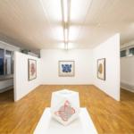 Bild eines Ausstellungsraumes von Impressões 2018:19 – from Basel to Brasil