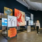 Bild von der Ausstellung The Politics of Design