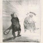 Bild zur Ausstellung Daumier – Pettibon