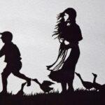 Bild zur Ausstellung Märchenwelt im Scherenschnitt