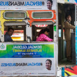 Bild zur Ausstellung Calcutta Corner