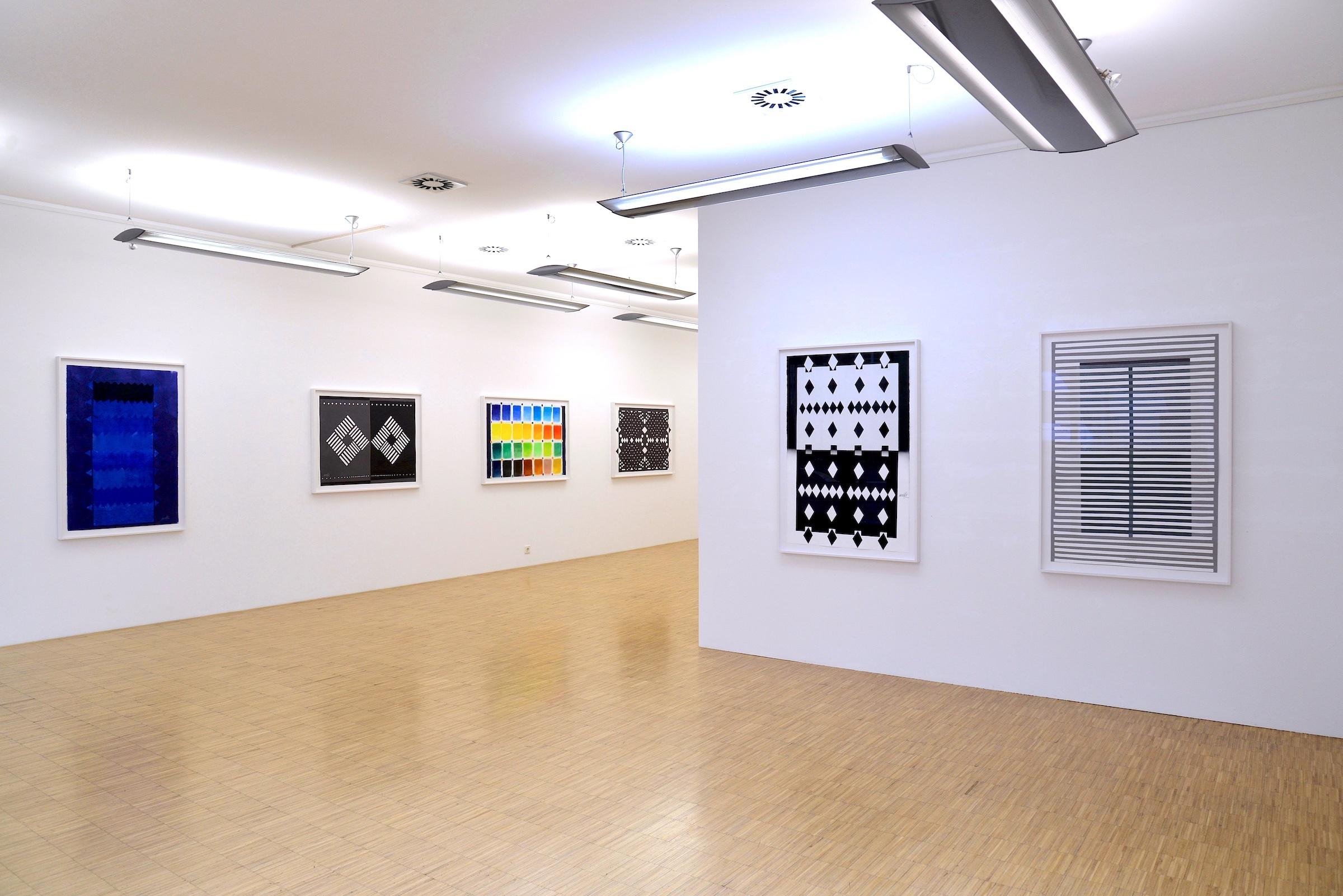 Bild zur Ausstellung Collagen