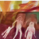 Bild zur Ausstellung von Miriam Cahn