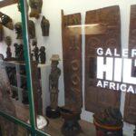Bild zur Ausstellung Espace Africain