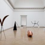 Iman Issa, Installationsansicht, Kunstmuseum St.Gallen, Foto: Sebastian Stadler