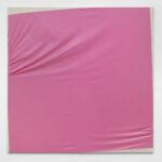 Steven Parrino, Candy Stevens (Pink Disaster), 1988, Kunstmuseum Liechtenstein, Vaduz
