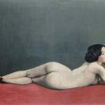 Félix Vallotton1865 –1925Nu couché au tapis rouge,1909Petit Palais, Genf